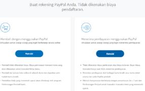 Paypal personal atau bisnis